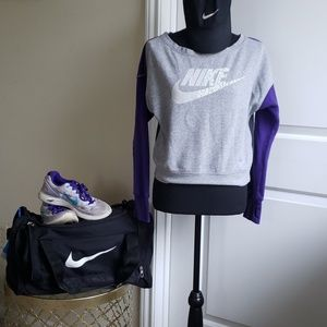 Junior girls Nike sweatshirt
